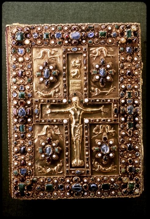 lindau gospels cover