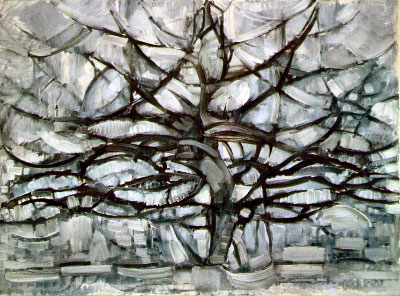 Mondrian-grey-tree